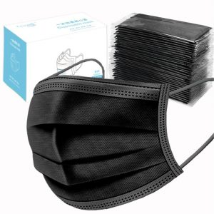 Masques chirugicaux noir